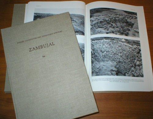 9783805300551: Zambujal (Madrider Beiträge)