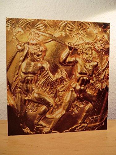 Gold der Thraker; archäologische Schätze aus Bulgarien