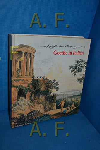 9783805309356: Goethe in Italien: Eine Ausstellung Des Goethe-Museums Dusseldorf, Anton-Und-Katharina-Kippenberg-Stiftung