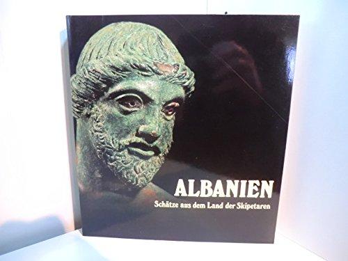 9783805309783: Albanien: Schätze aus dem Land der Skipetaren (German Edition)