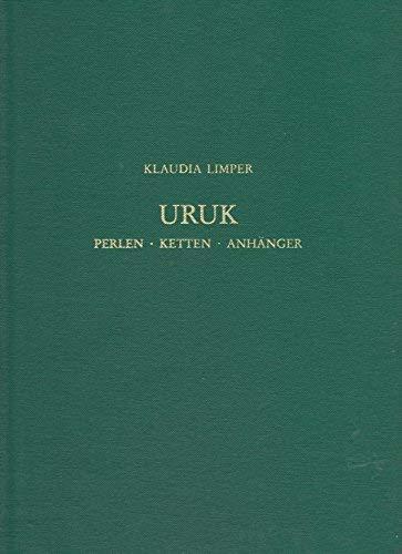 9783805310475: Ausgrabungen in Uruk-Warka: Endberichte (German Edition)