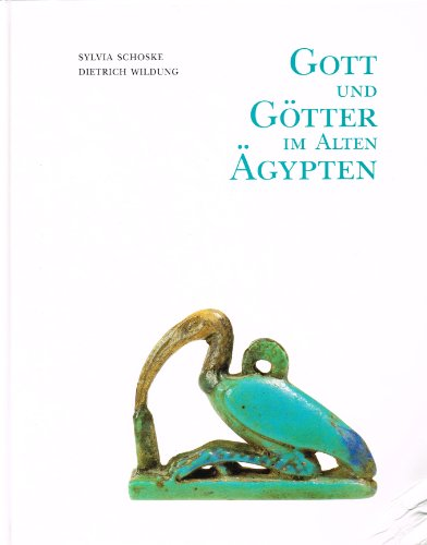 9783805314091: Gott und Götter im Alten Ägypten (German Edition)