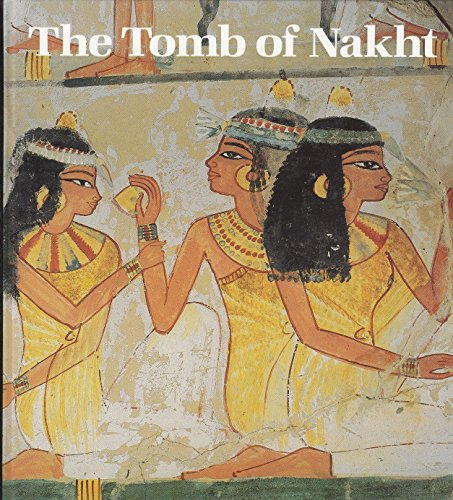 9783805318945: The tomb of Nakht: The art and history of an eighteenth dynasty official's tomb at Western Thebes