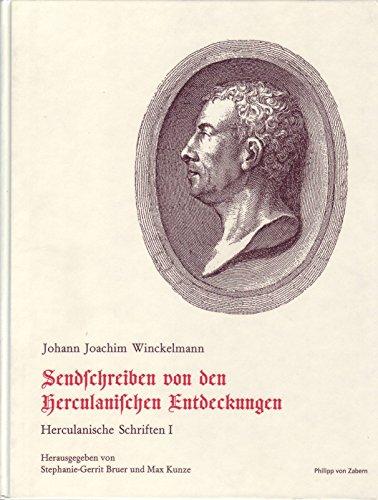 9783805320221: Herkulanische Schriften Winckelmanns (Schriften und Nachlass / Johann Joachim Winckelmann) (German Edition)