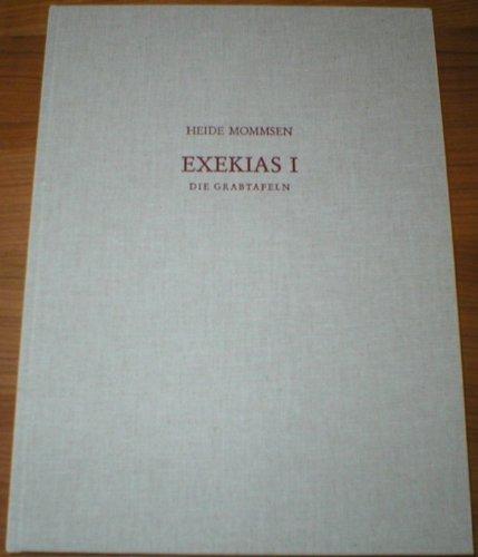 Exekias (Forschungen zur antiken Keramik) (Greek Edition): Mommsen, Heide