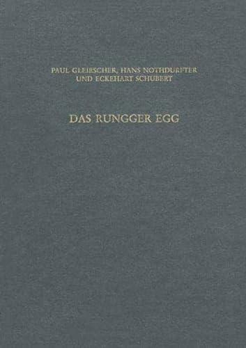 9783805328265: Das Rungger Egg