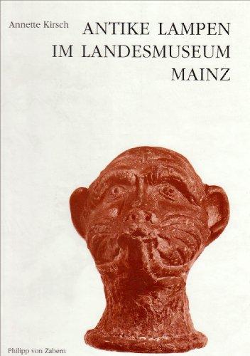 9783805328647: Antike Lampen im Landesmuseum Mainz