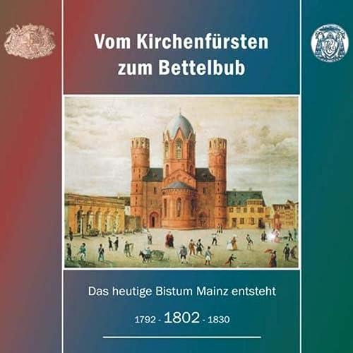 9783805330862: Vom Kirchenfürsten zum Bettelbub