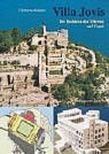 9783805330916: Villa Jovis. Die Residenz des Tiberius auf Capri.