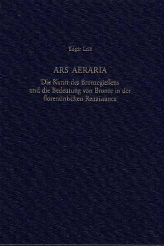 9783805333900: Ars Aeraria