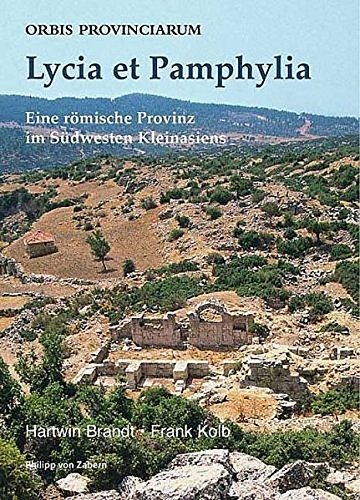 9783805334709: Lycia et Pamphylia