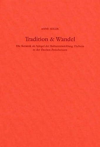 9783805335034: Tradition & Wandel