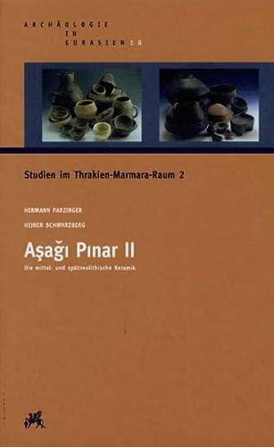 9783805335416: Studien im Thrakien-Marmara-Raum: Asagi Pinar: Bd 2
