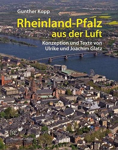 9783805337878: Rheinland-Pfalz aus der Luft