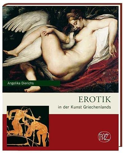 9783805338349: Erotik in der Kunst Griechenlands (German Edition)
