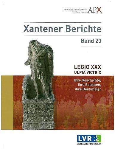 9783805345866: Legio XXX Ulpia Victrix