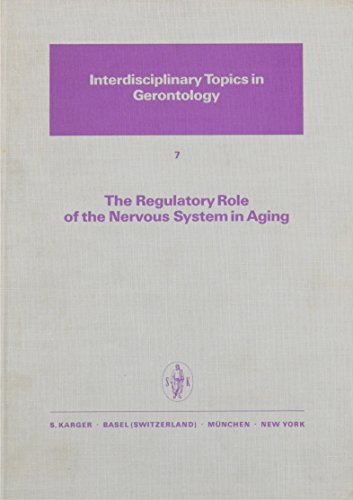 The Regulatory Role of the Nervous System in Aging by H. T. Blumenthal (1970, Hardcover): H. T. ...