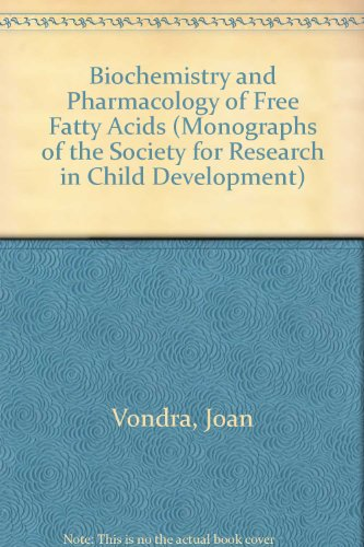 Biochemistry and Pharmacology of Free Fatty Acids: n/a