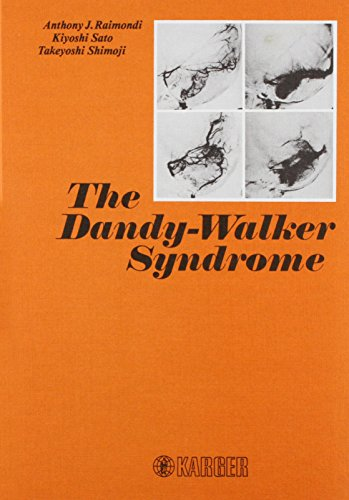9783805517225: The Dandy-Walker Syndrome