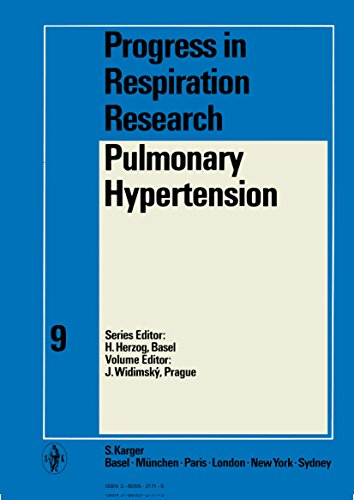 Pulmonary Hypertension: 2nd International Symposium on Pulmonary Circulation, Prague, June 1974: ...