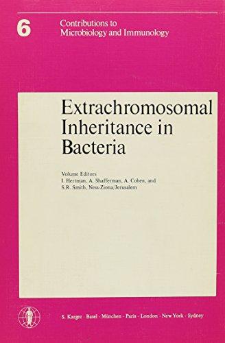 Extrachromosomal Inheritance in Bacteria: 23rd OHOLO Biological