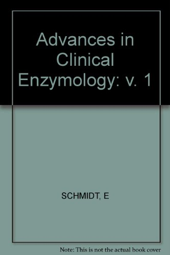 Advances in Clinical Enzymology