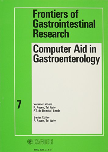Computer Aid in Gastroenterology (Frontiers of Gastrointestinal Research): n/a
