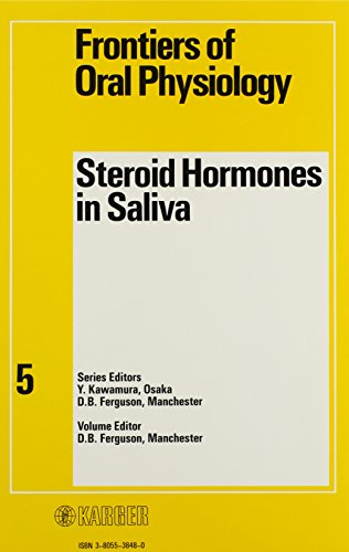 9783805538480: Steroid Hormones in Saliva (Frontiers of Oral Biology, Vol. 5)