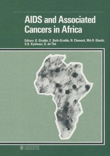 9783805547017: AIDS and Associated Cancers in Africa: 2nd International Symposium, Naples, October 1987