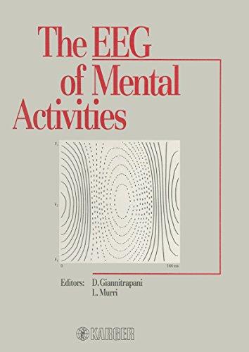 9783805548120: The Eeg of Mental Activities