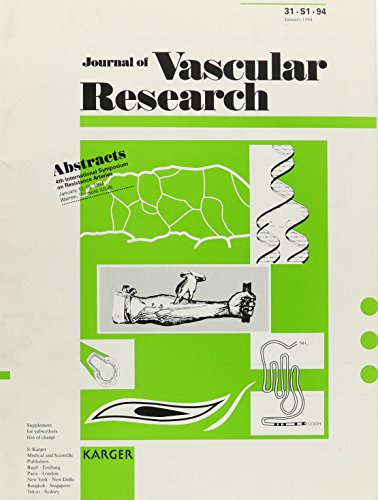 Resistance Arteries: 4th International Symposium, Warren, Vermont, January 1994: Abstracts (Journal of Vascular Research, Vol 31, Supplement 1, 199) (3805559194) by M.J. Mulvany
