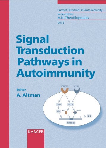9783805573085: Signal Transduction Pathways in Autoimmunity (Current Directions in Autoimmunity, Vol. 5)