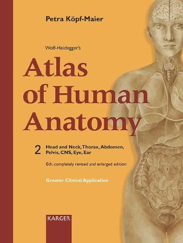 2: Wolf-Heidegger's Atlas of Human Anatomy (3805576684) by Petra Kopf-Maier
