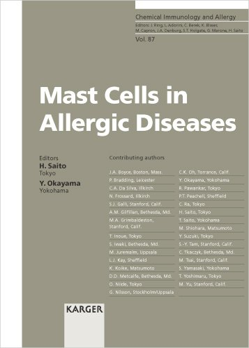 9783805579483: Mast Cells in Allergic Diseases (Chemical Immunology and Allergy, Vol. 87)