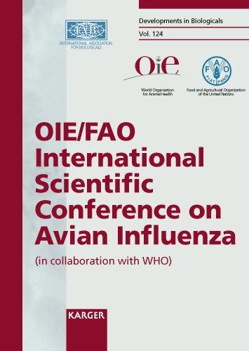 9783805580311: Avian Influenza: OIE/FAO International Conference, Paris, April 2005: Proceedings (Developments in Biologicals, Vol. 124)