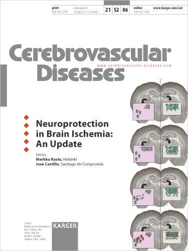 9783805581226: Neuroprotection in Brain Ischemia: An Update (Cerebrovascular Diseases 2006)
