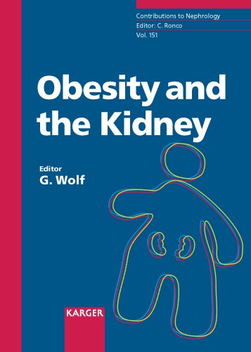 9783805581646: Obesity and the Kidney (Contributions to Nephrology, Vol. 151)