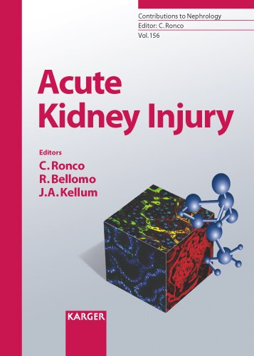 Acute Kidney Injury (Contributions to Nephrology): Claudio Ronco (Editor),