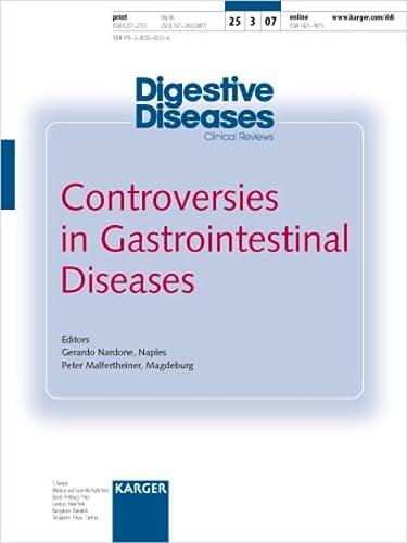 Controversies in Gastrointestinal Diseases: 8th European Bridging Meeting in Gastroenterology, EAGE...