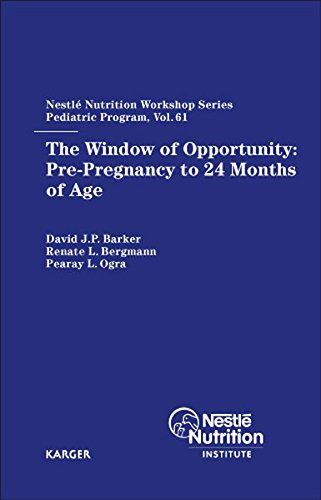 The Window of Opportunity: Pre-Pregnancy to 24 Months of Age: 61st Nestle Nutrition Workshop, ...