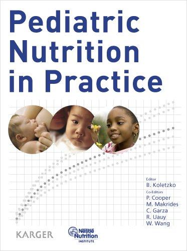 9783805584777: Pediatric Nutrition in Practice