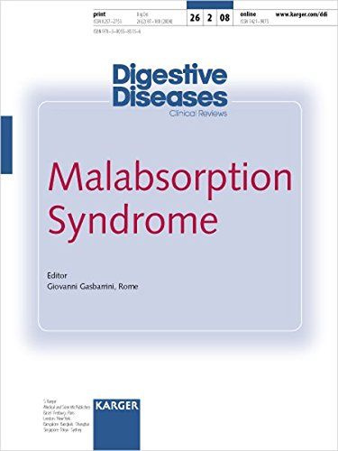 9783805585156: Malabsorption Syndrome