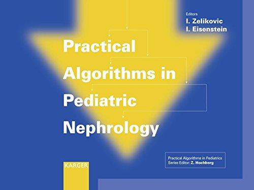 9783805585392: Practical Algorithms in Pediatric Nephrology: (Practical Algorithms in Pediatrics. Series Editor: Z. Hochberg)