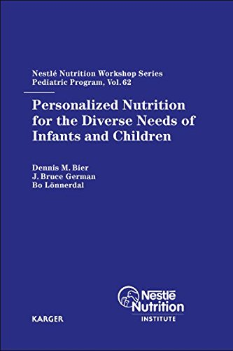 Personalized Nutrition for the Diverse Needs of Infants and Children: D. M. Bier