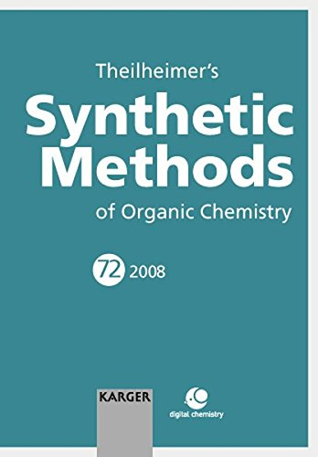 Theilheimer's Synthetic Methods of Organic Chemistry 72: G. Tozer-Hotchkiss