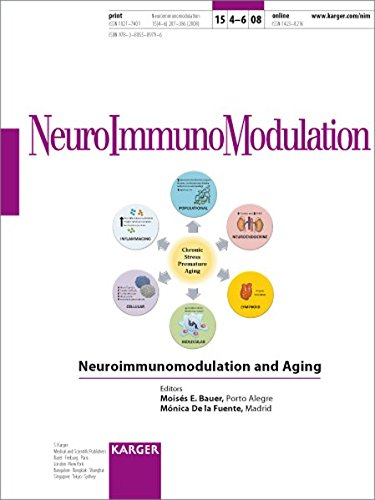 9783805589796: Neuroimmunomodulation and Aging