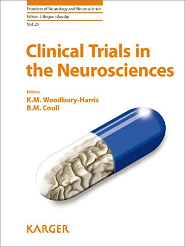 Clinical Trials in the Neurosciences (Frontiers of Neurology and Neuroscience)