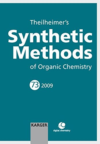 Theilheimer's Synthetic Methods of Organic Chemistry 73: G. Tozer-Hotchkiss