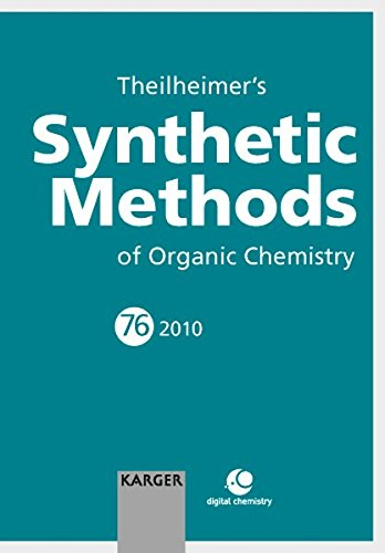 Theilheimer's Synthetic Methods of Organic Chemistry 76: G. Tozer-Hotchkiss