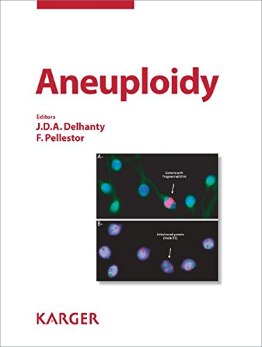 9783805597364: Aneuploidy: Reprint of: 'Cytogenetic and Genome Research 2011, Vol. 133, No. 2-4'